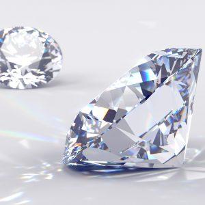 large diamonds
